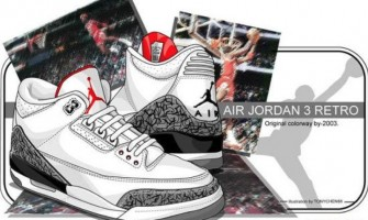 The most classic Cheap Air Jordan 3 Shoes,Which Jordan 3 Shoes Has Sold The Most.
