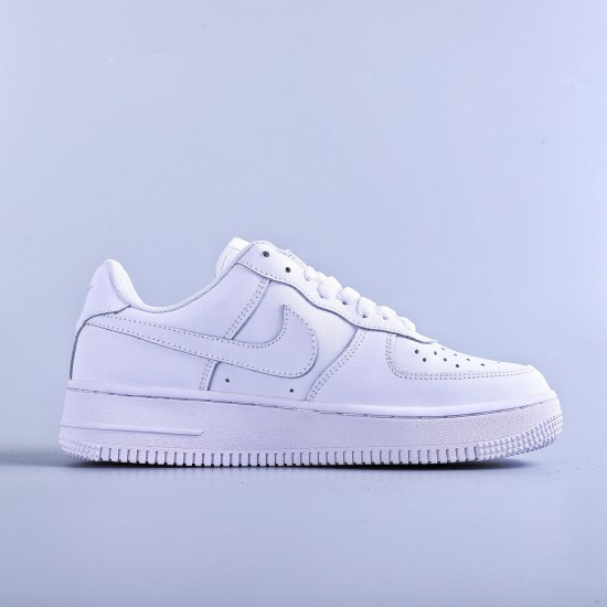"""Nike Air Force 1 '07 """"Low White"""""""