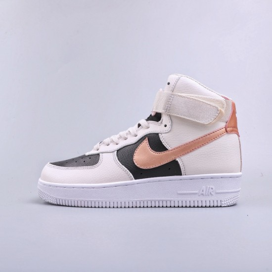 "Nike Air Force 1 High ""Metallic Bronze"""