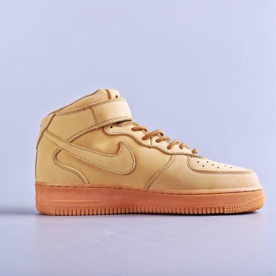 "Nike Air Force 1 Mid ""Flax"""