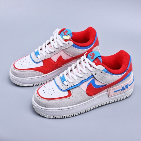 """WMNS Air Force 1 Shadow """"Sunset Pulse"""""""