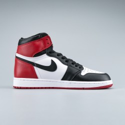 "Air Jordan 1 Retro ""Black Toe"""