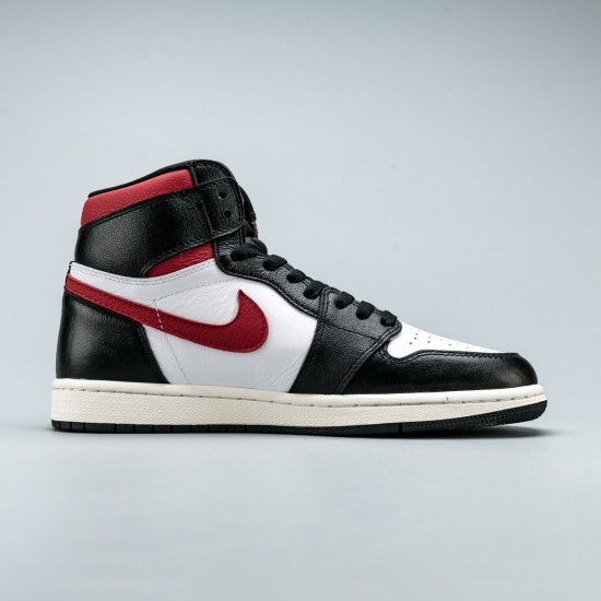 "Air Jordan 1 Retro High ""Black Gym Red"""