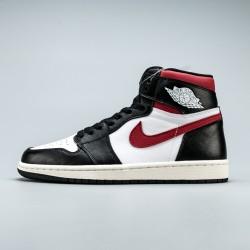 "Air Jordan 1 Retro High ""Black Gym Red"""