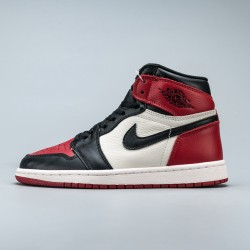"Air Jordan 1 Retro High ""Bred Toe"""
