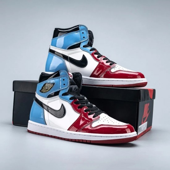 """Air Jordan 1 Retro High """"Fearless UNC Chicago"""""""