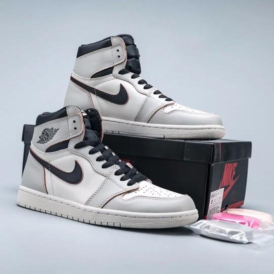 "Air Jordan 1 Retro High OG ""Light Bone"""
